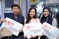 IMG_3699 (Ethene Lin) Tags: 泰國 曼谷 蘇凡納布機場 人像 團體照 ttv2 研討會