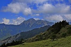 Chilai North Peak in Taroko National Park of Taiwan (mattlaiphotos) Tags: peak mountain nature landscape scenery hehuanshan chilaishan hiking trekking mountainclimbing clouds may taroko tarokonationalpark taiwan 合歡山 奇萊北峰 forest 太魯閣國家公園 summit tree