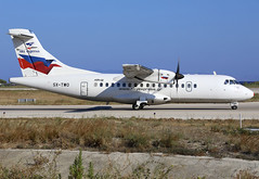SX-TWO (QC PHOTOGRAPHY) Tags: rhodes diagoras greece july 28th 2018 sky express atr42500 sxtwo