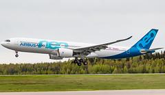 F-WTTN Airbus Industries (Oscar AN-124) Tags: a330 neo 900 helsinki airport airbus