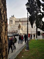 Piazza Venezia (Nabel Grant) Tags: street people altaredellapatria piazzavenezia
