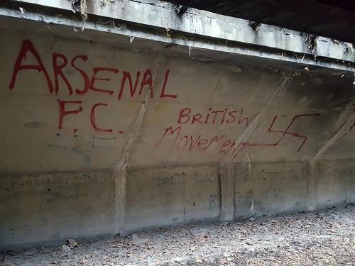 Arsenal FC British Movement