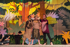 Elementary School Lion King Play (aaronrhawkins) Tags: play act acting lionking elementary school kids children actors lion nephew brady stage boys girls production jungle costume aaronhawkins spanishfork utah