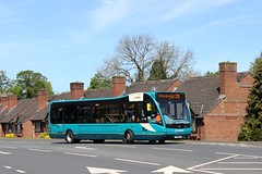Arriva Midlands - YJ61CHL, 2944 (M.R.P Photography) Tags: arriva arrivamidlands deutschebahn optare optarev1110 optareversa yj61cfl 2944