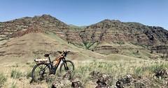 IMG_2013 (Doug Goodenough) Tags: bicycle bike camping pedals spokes ebike bulls evo estream 29 imnaha river oregon spring rpod canyon mountains zumwalt prarie wallowa wallowas drg531 drg53119 drg53119imnaha gravel grinding cycle dirt