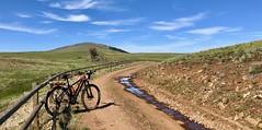 IMG_2049 (Doug Goodenough) Tags: bicycle bike camping pedals spokes ebike bulls evo estream 29 imnaha river oregon spring rpod canyon mountains zumwalt prarie wallowa wallowas drg531 drg53119 drg53119imnaha gravel grinding cycle dirt