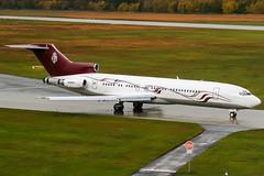N169KT (PlanePixNase) Tags: aircraft airport planespotting haj eddv hannover langenhagen boeing 727 727200 b727 private