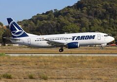 YR-BGE (QC PHOTOGRAPHY) Tags: rhodes diagoras greece july 28th 2018 tarom romanian