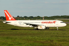 SX-ODS (PlanePixNase) Tags: eddv haj hannover airport aircraft planespotting langenhagen airbus a320 320 corendon orange2fly