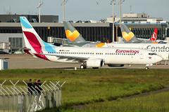 D-ABMV (PlanePixNase) Tags: eddv haj hannover airport aircraft planespotting langenhagen eurowings boeing 737800 b738 737