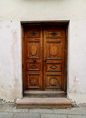 'Crooked' (Timster1973 - thanks for the 16 million views!) Tags: estonia tallinn old town travel door doorway crooked composition mirrorless canon canonm3 canonmirrorless architecture detail mirrorlesscamera timster1973 timknifton color colour walkswithnon europe