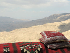 Take a seat on top of the world EXPLORED! (Shahrazad26) Tags: wadielmujib grandcanyon jordanië jordan uitzicht view