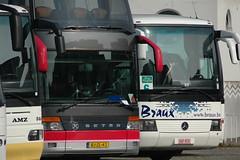 Busparkplatz Antwerpen I
