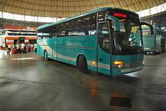 Busbahnhof Thessaloniki