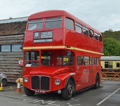 ALD 872B (tubemad) Tags: ald872b rm1872 aec routemaster park royal sdr preserved