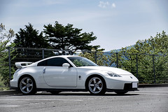 Nissan Fairlady Z Version NISMO Type 380RS (Andre.32) Tags: photography car cars japan sportcar sportcars nissanfairladyz nissan fairladyz nismo 380rs z33
