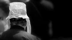 Breton headdress (patrick_milan) Tags: breton headdress coiffe plouguin treouergat ploudalmezeau saint pabu finistere bretagne hat old