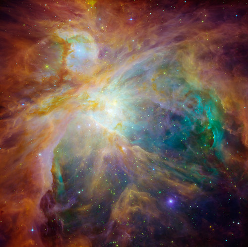 Heart of the Orion Nebula