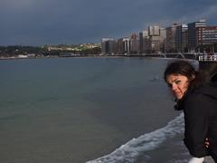 P4230264 (kriD1973) Tags: europe europa españa spain spagna spanien espagne asturias asturies asturie asturien gijón xixón beautiful beauty bella belle bellezza carina charmante charming chica cute donna femme fille frau girl goodlooking gorgeous guapa gutaussehend hübsch jolie lady leute mädchen mignonne mujer people persone personnes ragazza schön schönheit tunesierin tunisian tunisienne tunisina woman brunette