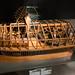Model of an 1800 dredger