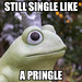 Still Single LIke A Pringle