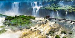 Exploring the Miracle (*Capture the Moment*) Tags: 2019 brasilien brazil iguacu sonya6300 sonye18200mmoss sonyilce6300 southamerica südamerika wasserfall wasserfälle waterfall waterfalls