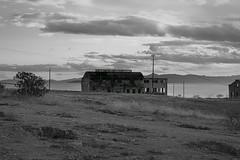 Dark City : Haunted (Storyteller.....) Tags: blackandwhite blackwhite haunted old ruined sky