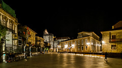 "PONTEVEDRA ""LA NUIT"" (bacasr) Tags: ancient pontevedra arquitectura edificios buildings caminoportugués nightphoto travelling ciudades galicia plaza nocturna cities square viajando antiguo architecture villages spain caminodesantiago españa thewayofsaintjames"