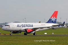 A319-132 OE-IAN (YU-APK) AIR SERBIA (shanairpic) Tags: jetairliner passengerjet a319 airbusa319 shannon iac eirtech gecas oeian airserbia yuapk