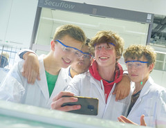 MINT:labs in der Science City Itzling (Universität Salzburg (NaWi-AV-Studio)) Tags: science city itzling universitätsalzburg unisalzburg plus parislodronuniversität wissensstadt salzburg