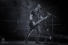 Sully Erna | Godsmack (MatthewPerry) Tags: godsmack sully erna ottawa concert music live canon canada bw black white photography photographer 5div 6d 6dii 2470