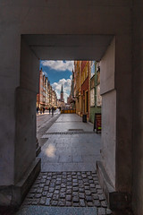Gdansk old town (Vagelis Pikoulas) Tags: gdansk poland europe travel old town square view architecture canon 6d tokina door 1628mm april spring 2019 city cityscape landscape urban
