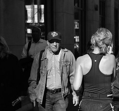 Talk to me (The Original Hammer) Tags: chicago candid street hammer allen photography best