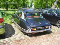 Citroën DS 20 Snoek  06-1968  DE-24-71 (harry.pannekoek) Tags: citroën ds 20 snoek 061968 de2471
