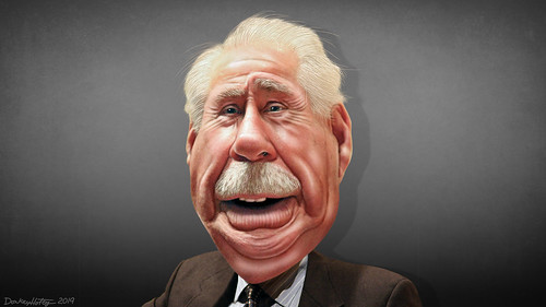 Mike Gravel - 2020 debates.  Got a buck?