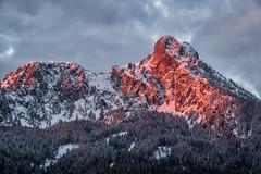 Säuling im Sonneuntergang (stefangruber82) Tags: alps alpen snow schnee sonnenuntergang sunset spring frühling tyrol tirol
