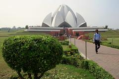 Bahai temple of the Lotus. Delhi, India (varfolomeev) Tags: 2018 индия церковь india church fujifilmxt10