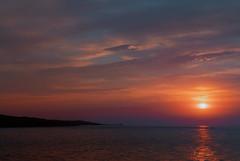 North Shore Sunrise on Lake Superior, Minnesota (Tony Webster) Tags: cookcounty goodharborbay grandmarais highway61 lakesuperior minnesota northshore northernminnesota terracepoint bay sunrise unitedstatesofamerica