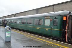303 at Connolly, 9/5/19 (hurricanemk1c) Tags: railways railway train trains irish rail irishrail iarnród éireann iarnródéireann 2019 rpsi railwaypreservationsocietyofireland mk2 mark2 dublin connolly 5203 303