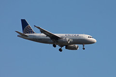 N841UA A-319-131 United Airlines (ChrisChen76) Tags: atlanta a319131 unitedairlines usa
