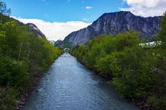 River Landquart (Bephep2010) Tags: 2019 alpen bergkette dscrx1 frühling graubünden grisons landquart rx1 schweiz sony switzerland wald alps forest mountainrange spring kantongraubünden