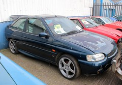 N645 DPU (Nivek.Old.Gold) Tags: 1995 ford escort rs2000 16v 4x4 aca