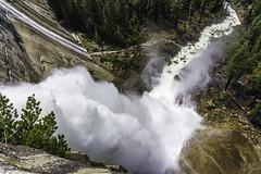 Top of Nevada falls, Yosemite, California (ttchao) Tags: california yosemite a7riii a7r3 waterfalls nevadafalls johnmuirtrail sony ilce7rm3 24105mm fe24105mmf4goss