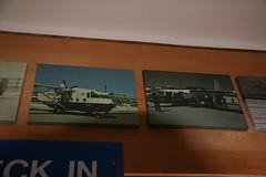 Photos on the wall (Vernon Harvey) Tags: gazyw shorts skyvan british airways loganair islander barra