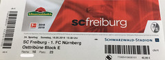 "SC Freiburg – 1. FC Nürnberg 5:1 (2:0) • <a style=""font-size:0.8em;"" href=""http://www.flickr.com/photos/79906204@N00/47070927584/"" target=""_blank"">View on Flickr</a>"