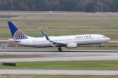 N76514 - 2008 build Boeing B737-824, arriving on Runway 08R at Houston (egcc) Tags: 0514 2680 31626 b737 b737800 b737824 b737ng boeing bush houston iah intercontinental kiah lightroom n76514 staralliance texas ua ual united unitedairlines