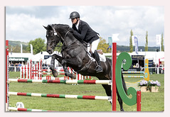 Chatsworth Internation Horse Trials 2019 (johnhjic) Tags: johnhjic horse house chatsworth chatsworthhouse trails jump man jumps 2019 spot show jumping flag flags flower flowers