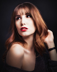 Noémie version couleur (Plume.photo) Tags: phaseone moyenformat portrait couleur