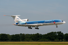 RA-85652 (PlanePixNase) Tags: aircraft airport planespotting haj eddv hannover langenhagen sibir s7 tupolev t154 tu154