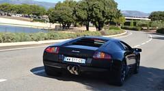 LAMBORGHINI Murcielago (1ère génération) - 2002 (SASSAchris) Tags: lamborghini murcielago 1ère génération 10000 tours castellet circuit ricard voiture italienne v12 ferruccio 10000toursducastellet httt htttcircuitpaulricard htttcircuitducastellet